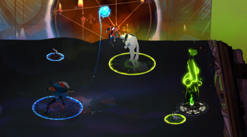 Despre purgatoriu, în viziunea studioului Supergiant Games