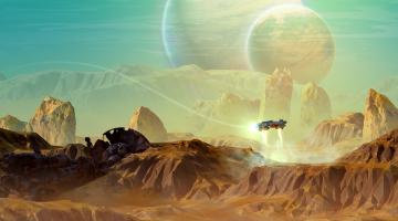 Dacă te-ai săturat de explorarea spaţiului, poţi să te întorci acasă cu Daedalus