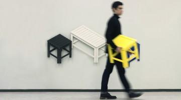 De la 2D la 3D cu mobilierul care-ți salvează spațiul