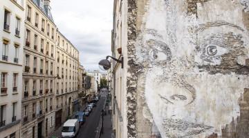 Bucureștiul, Clujul și Timișoara vor avea câte un perete semnat de VHILS
