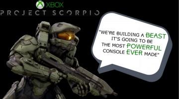 Project Scorpio, salvarea celor de la Microsoft?