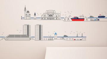 Ce aduci pe perete: Bucureștiul sau Litoralul românesc?