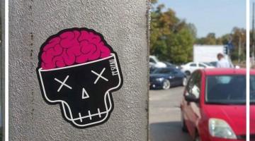 Stickers of Bucharest: un proiect pe care să-l urmărești