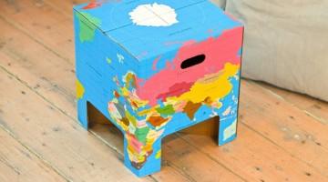 Dutch Design Chair: taburetul care a făcut înconjurul lumii!