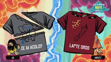 Tee K.O. – jocul cu tricouri care salvează orice party