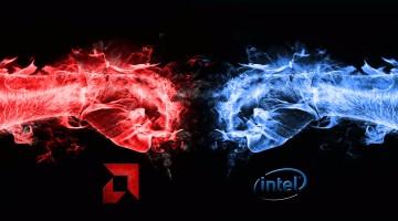 AMD și Intel realizează alianța la nivel înalt!