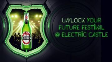 Unlock your future festival la Electric Castle
