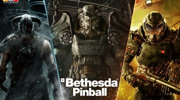 Fallout, Skyrim şi Doom ajung în pinball