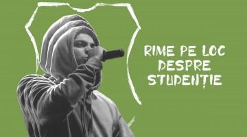 Rime pe loc despre studenție