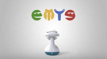 Meet Emys, roboțelul care îl va învăța pe cel mic limbi străine