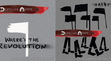 "Depeche Mode anunță noul album cu single-ul numit ""Where's The Revolution"""