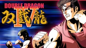 Double Dragon 4 apare luna asta pe PC şi PS4