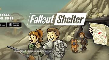 Poţi juca deja Fallout Shelter pe PC