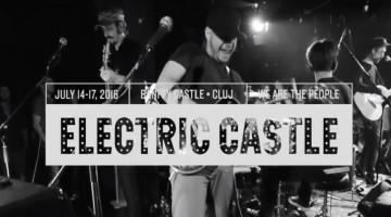 Video în exclusivitate: FIRMA va fi la Electric Castle