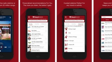 COOL MUSIC APPS:  iHeartRadio Mobile