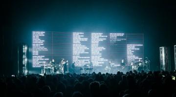 Massive Attack în turneu cu muzica nouă