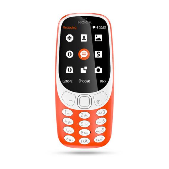 Nokia 3310. Noul Nokia 3310.