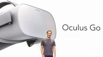 Facebook lansează cea mai accesibilă cască de VR