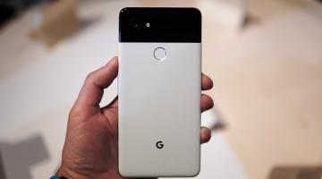 Google contraatacă! Pixel 2 se bate de la egal la egal cu Iphone 8