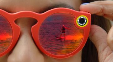 Utilizezi Snapchat ? Atunci nu poți rata ochelarii speciali