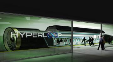 Ăsta e trenul viitorului. Oare când o să îl vedem și la noi?