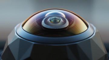 Asta e cea mai tare cameră video: filmează 360 grade în 4K