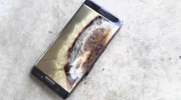 Pagubă de un 1 miliard pentru Samsung după scandalul cu Note7
