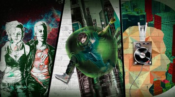 Cum arată cele 3 graffiti-uri pe care tu le poți vota și noi le vom desena!