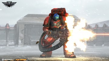 Space Marine la D6. Warhammer 40000: Regicide s-a lansat pe iOS