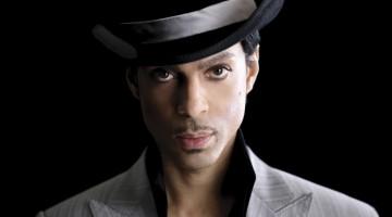 Prince domină topurile din UK și US
