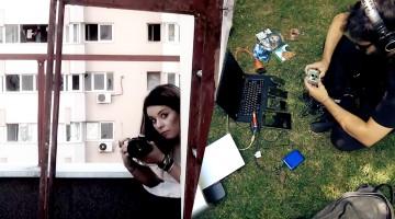 Neinițiații TomorrowLand: Provocarea 5 - PROBA DE SOCIAL MEDIA