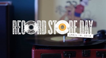 16 Aprilie - Record Store Day - Sărbătoarea muzicii independente