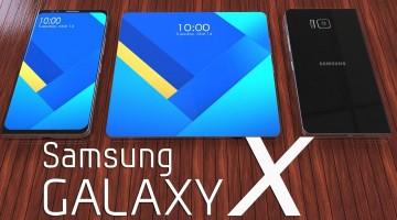Samsung nu glumește: vezi cum arată telefonul care sigur va sparge piața.