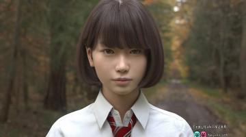 Poți să crezi că fata asta nu e reală ? Noi nu :)