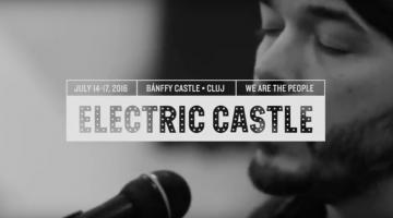 VIDEO în exclusivitate: Vița de Vie salută fanii Electric Castle!