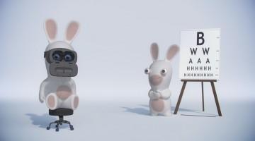 Iepurii îşi fac loc în Realitatea Virtuală