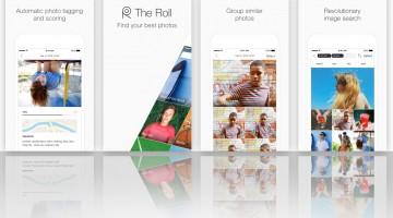 Fă poze mai multe, caută mai puţin: The Roll