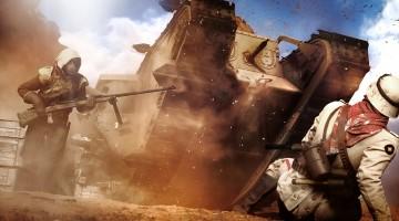 Battlefiled 1 va avea un Open Beta între 31 august şi 8 septembrie