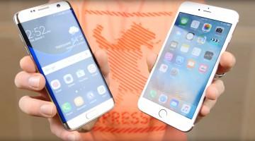 Apple și Samsung dau lovitura! Se aliază pentru a crea cel mai tare telefon posibil.
