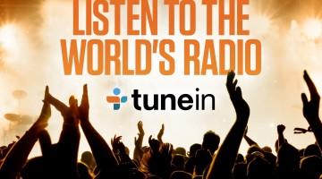 APLICAȚII: TuneIn Radio – Toate radiourile într-o singură aplicație
