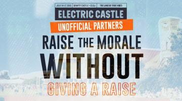 Electric Castle îți dă liber în lunea de după festival. Dacă vor și ai tăi șefi ;)