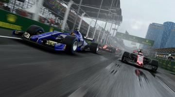 Bolizii de Formula 1 își încing motoarele pentru marele start în arena eSports