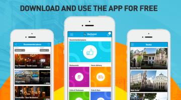 Bucharest City App: Fii la curent cu cele mai tari evenimente și locuri din apropierea ta!